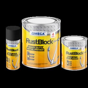 Rustblock Heavy Duty Primer