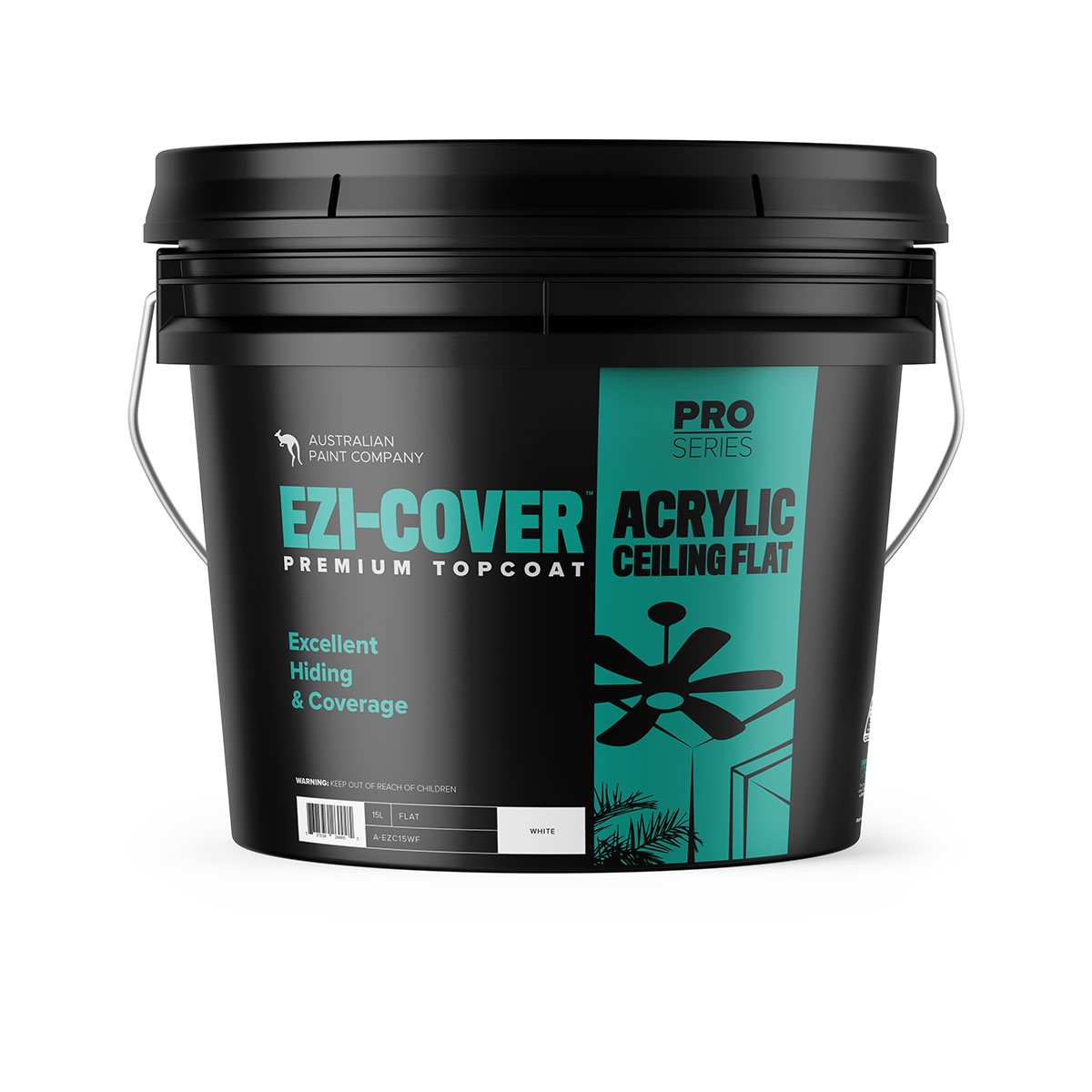 Ezi-Cover Pro Series Ceiling Paint