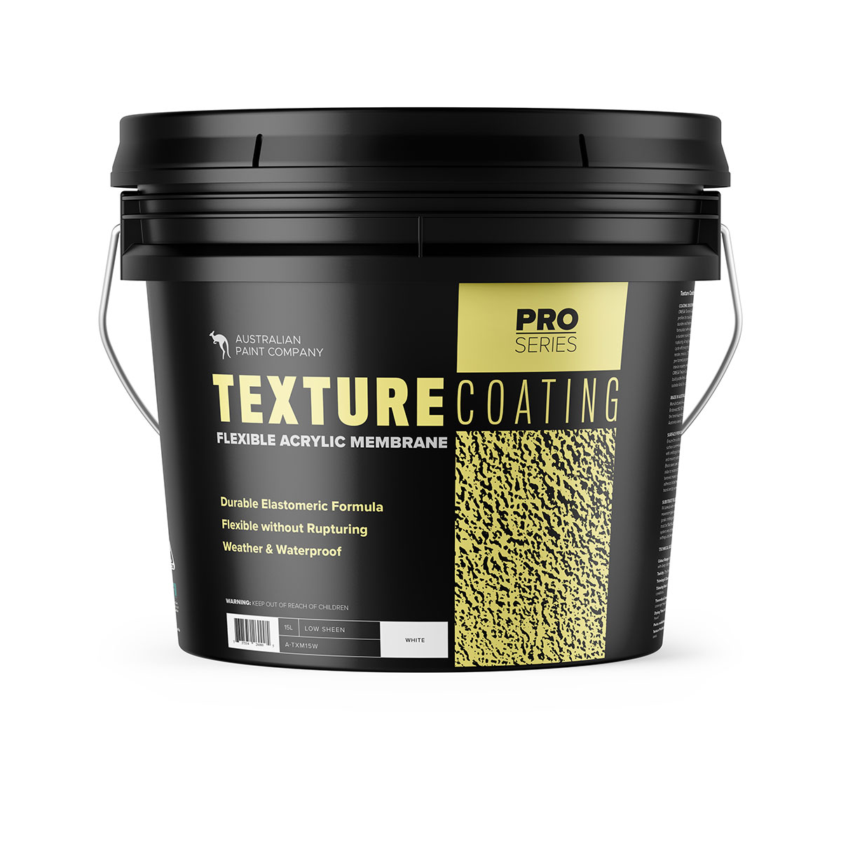 Pro series texture coating