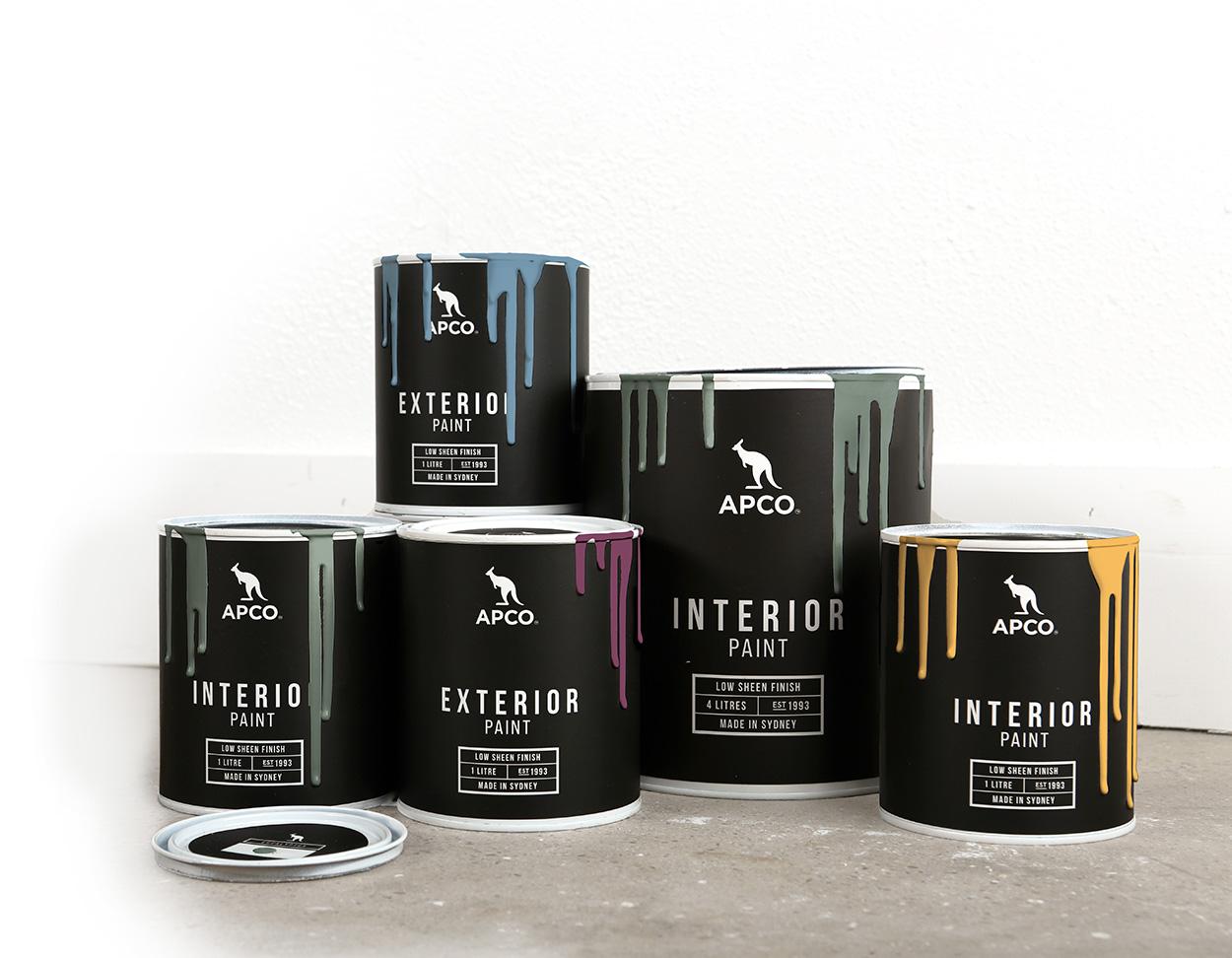 Shop paint brands