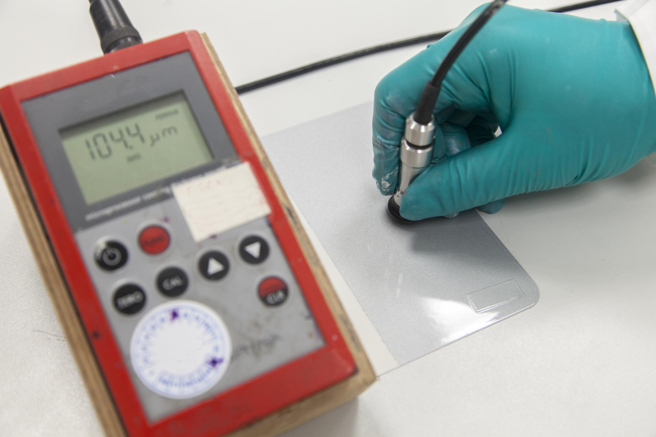 Paint Laboratory Services