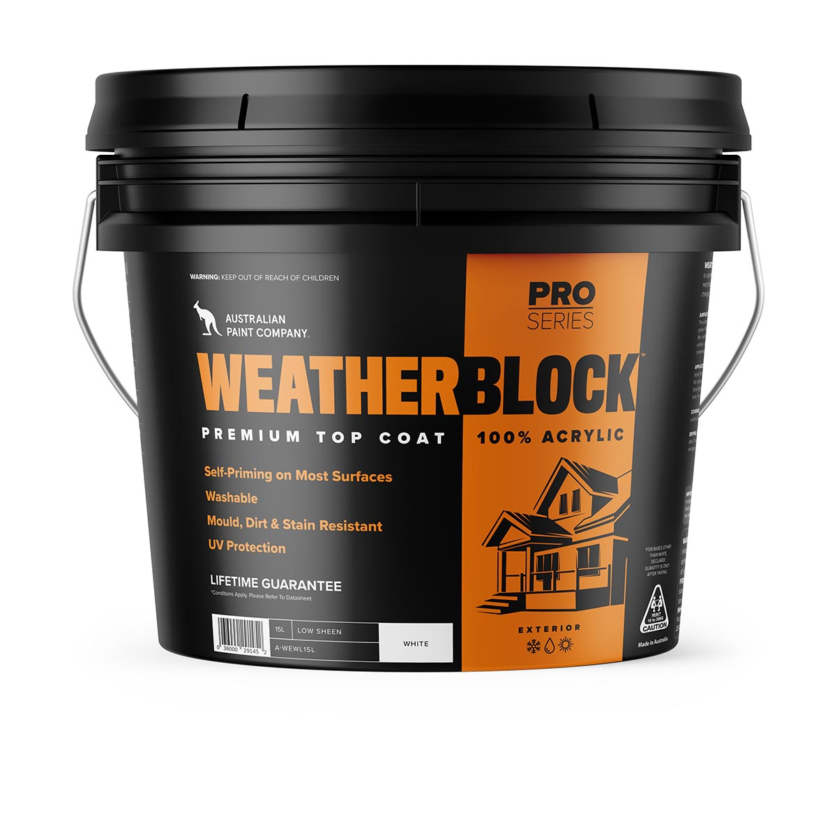 Weatherblock pro series