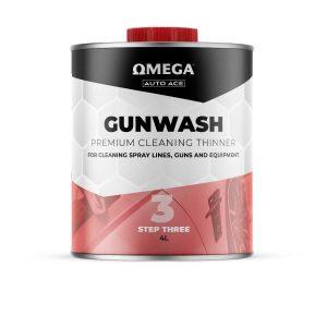 Omega Auto Ace Gun Wash 4lt
