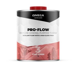 Omega Auto Ace Pro-flow Multi Purpose Thinners 1lt