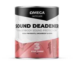 Omega Auto Ace Sound Deadener 4lt