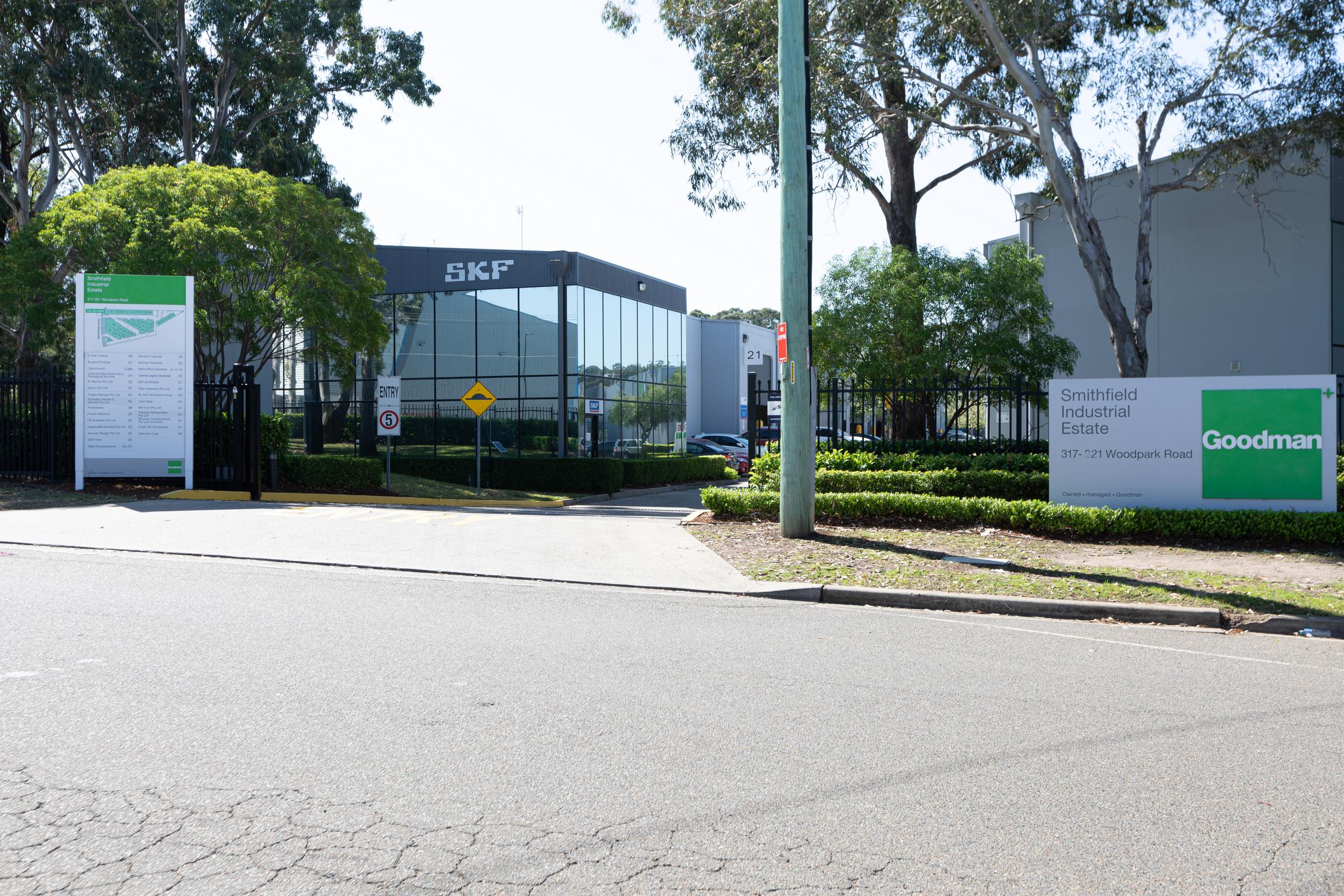 Goodman Property Services