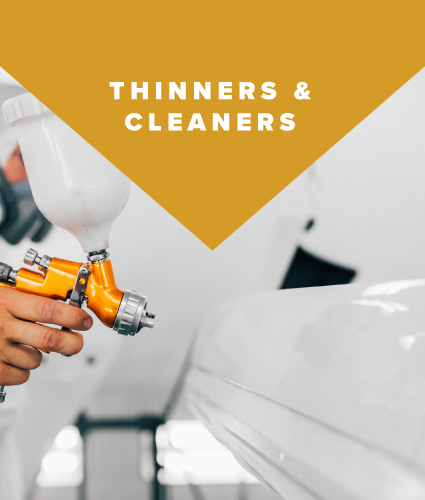 Thinners & Cleaners